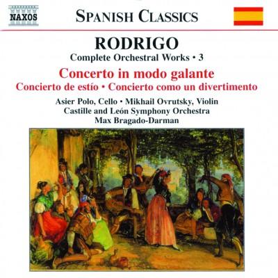 19. Concerto i n modo galante Rodrigo