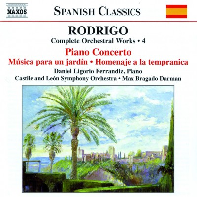 20. Piano Concierto Joaquin Rodrigo