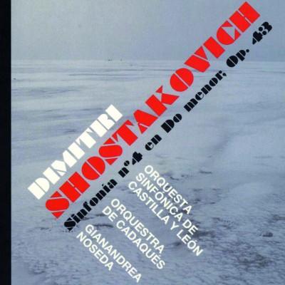 25. Dimitri Shostakovich_Sinfonía nº 4