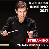 Abono 10 Invierno 2021 OSCyL por STREAMING